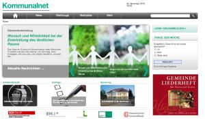 Kommunalnet-Portal