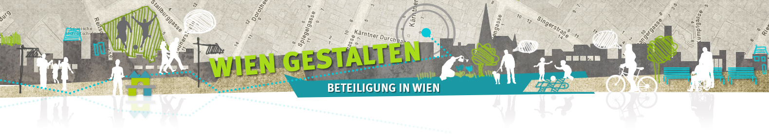 Beteiligung in Wien