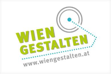 Wien Gestalten Logo