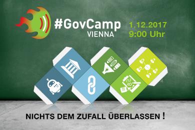 GovCamp Vienna 2017