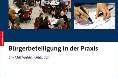 Bürgerbeteiligung in der Praxis, Ein Methodenhandbuch. (C) ÖGUT