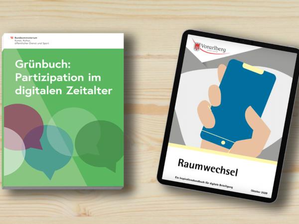 Zwei neue Handbücher widmen sich der Planung von E-Partizipation